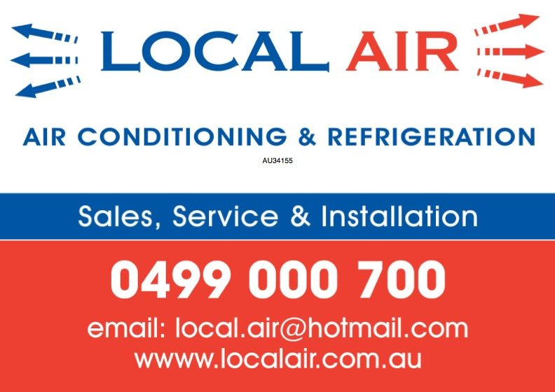 Local Air Refrigeration and Air Conditioning